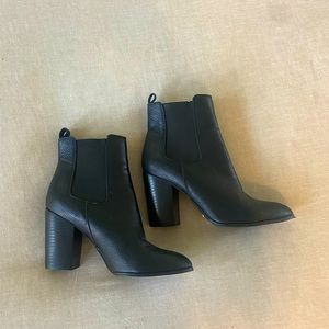 Billini Black Booties from Princess Polly